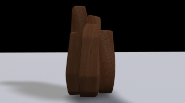 3D model - Fragment from JHB Archive